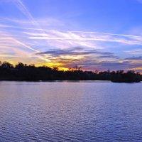 Праздник заката в Бронницах :: Alllen Polunina