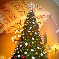 Новогодняя елка :: Валентина Калиас