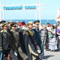 Шаг ветеранов Русь святая :: Денис Шевчук