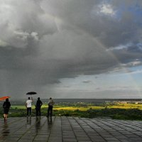 Дождь уходит! :: Владимир Шошин