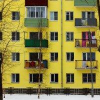 Желтый дом :: Татьяна Копосова