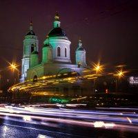 Церковь Сергия в Рогожской слободе :: Марина Назарова