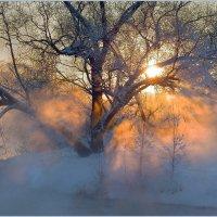 Морозный закат :: Olenka