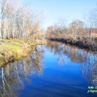 Река Ворскла . :: Анатолий