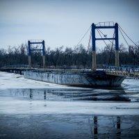 зимний мост :: Evgeniy Radetskiy