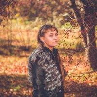 Незнакомка :: Виталий Лень