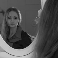 Свет мой, зеркальце! скажи... :: Елена Егорова