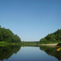 Река :: Andrey Kor