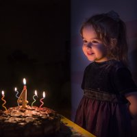 День рождения Алёнки :: Татьяна