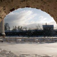 Дверь в зимний сад :: Люба Мельник