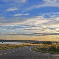 Осенний перекрёсток :: юрий Амосов