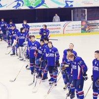 хоккей :: Амина Мухамедзянова