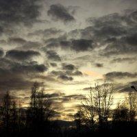 Закатное небо :: Антон Аржаник