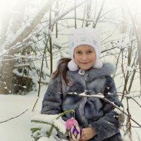 Маленькая ёлочка... :: Юлия Петрова