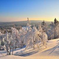 Мороз и солнце :: vladimir Bormotov
