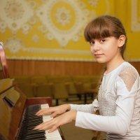 Юное дарование :: Анатолий Тимофеев
