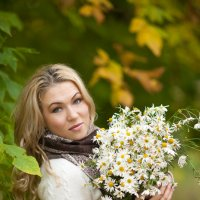 осень :: Татьяна Абдурахманова