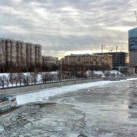 лёд встал :: Геннадий Свистов