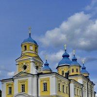 Главный храм Рождественно-Богородичного монастыря. о.Коневец. :: Виталий Половинко