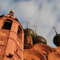 Небесные купола :: Юлия Спиридонова