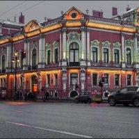 Дворец Белосельских-Белозерских :: Валентин Яруллин