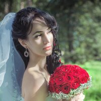 Невеста :: Алёна Новикова