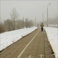 Не сезон велосипедам :: Виктор (victor-afinsky)