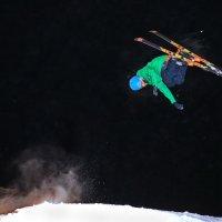 лыжный спорт(ФРИСТАЙЛ) :: юрий макаров