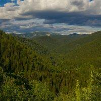 необъятоя красота гор :: Александр Потапов