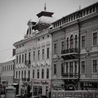 Архитектура Черновцов :: Christina Batovskaya