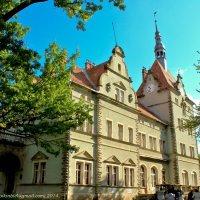 Замок Шенборна :: Vadzim Zycharby