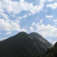 две горы :: Руслан Балтабаев
