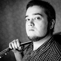 Автопортрет Guitarist :: Лукман Нуриахметов