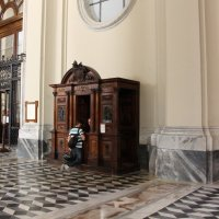 Базилика Сан Джованни Латерано в Риме :: Любовь Бутакова