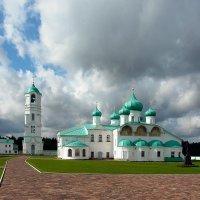 Александра-Свирский монастырь. :: Николай Тренин