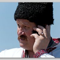Казачий атаман :: Юрий Муханов