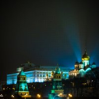 ночная Москва :: Ольга Кудрявцева