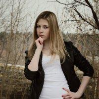 Задумалась :: Васька Пупкин