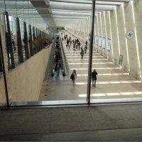 Аэропорт Тель-Авив / Бен Гурион. :: Михаил Палей