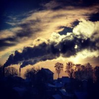 Туман урбанизма :: PersONA Incognito