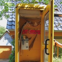 Телефонная будка. Эксклюзив. :: krealla 1