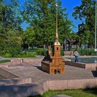 Петербург в миниатюре-2. :: Александр Лейкум