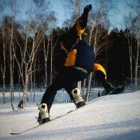 прыжок :: Олеся Рагузина