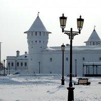 Кремль Тобольск :: Александр Маслов