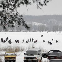 зимний отдых :: Серёга Захаров