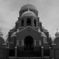 Церковь во имя Сретения Господня :: Дмитрий Рожков