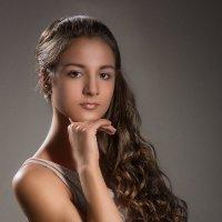 Диана :: Viktoria Anufrieva