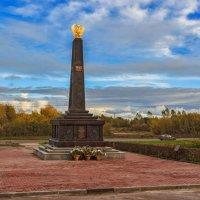Памятник народным ополченцам войны 1812 года. Великий Новгород. :: Евгений Никифоров