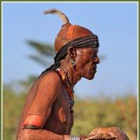 Мужчина из племени Хамер :: Евгений Печенин