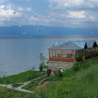 Местечко на Байкале... :: SergeNT Fomenco